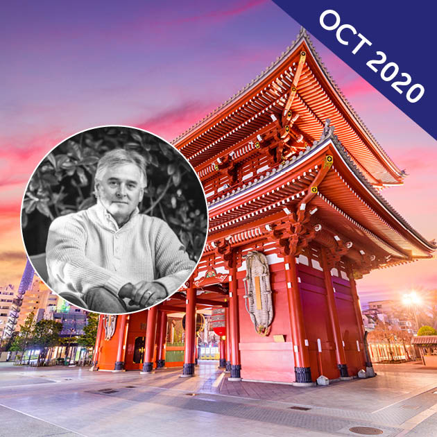Architecture Tour of Japan with Malcolm Carver