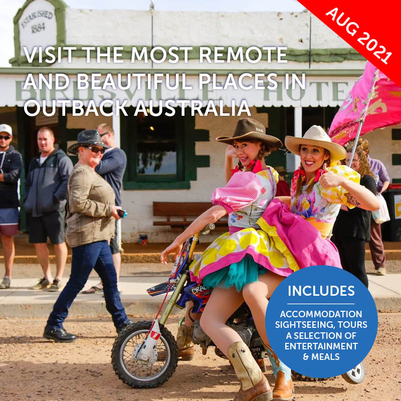 Birdsville Races Outback Adventure