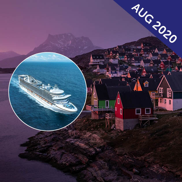 Greenland and Canada Discovery Cruise