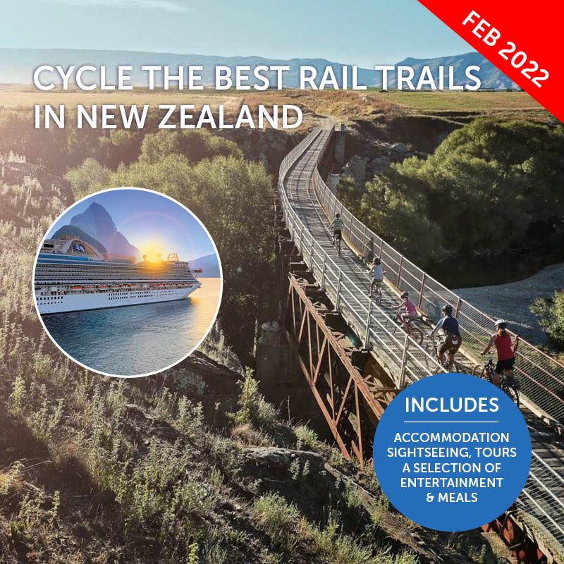 Cycle and Cruise Australia & New Zealand