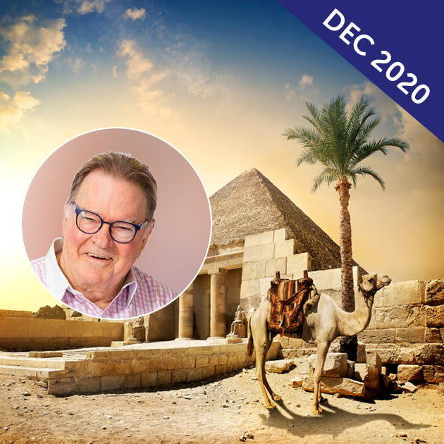 Egypt and the Nile Cruise with Paul B Kidd
