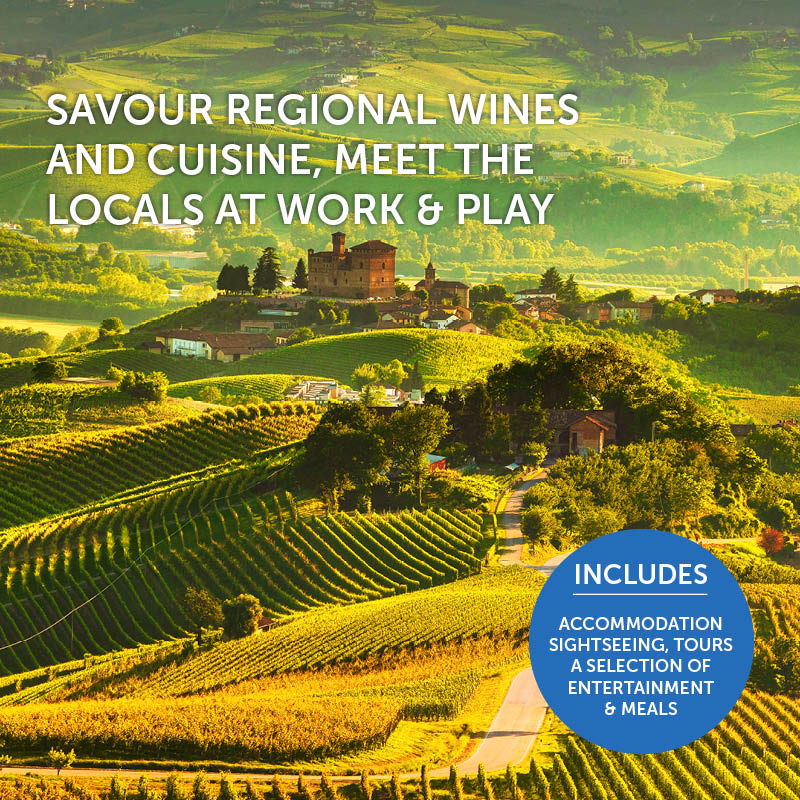 Food, Beer & Wine Tours