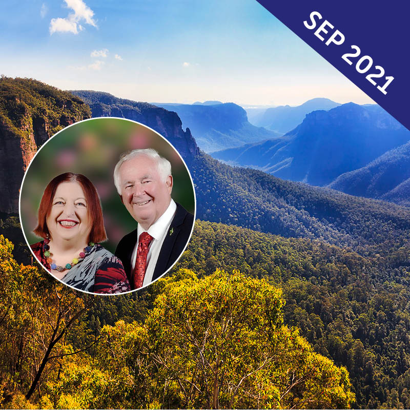 Canberra, the Blue Mountains and Hunter Valley Garden Tour