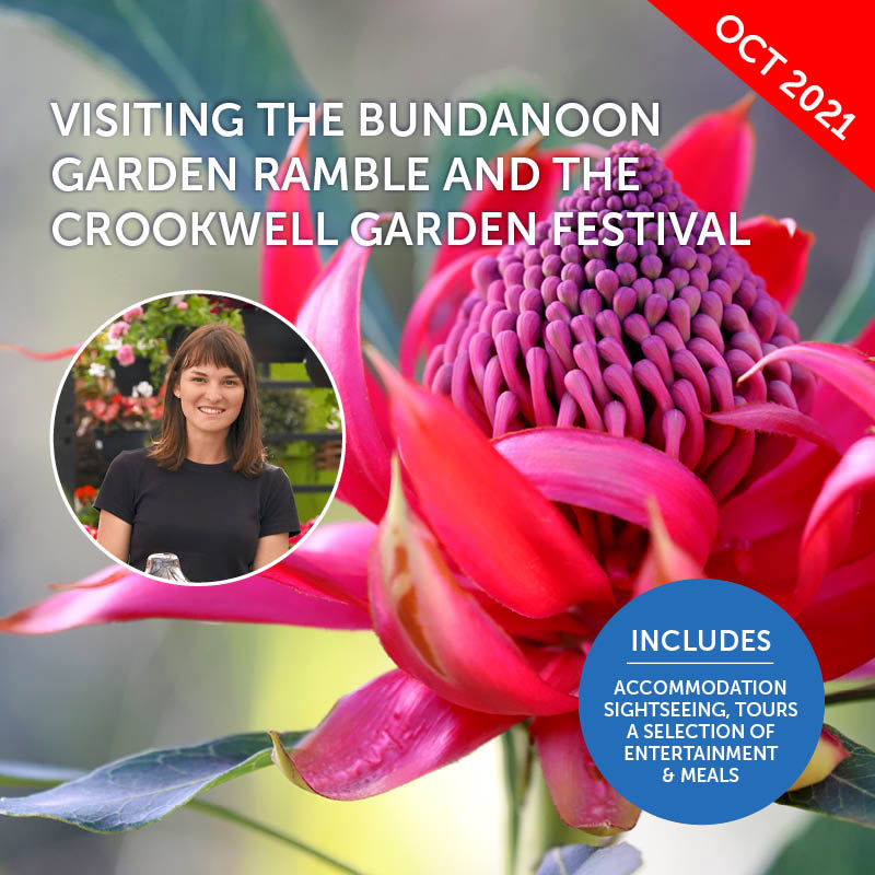 Garden Exploration of New South Wales with Bonnie-Marie Hibbs