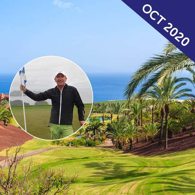 Portugal, Spain and Morocco Golf Tour with Robert Stock