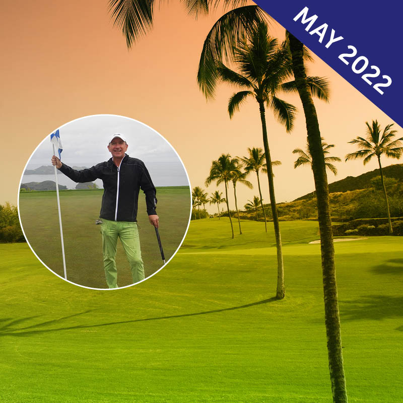 Hawaiian Golf Cruise with Robert Stock