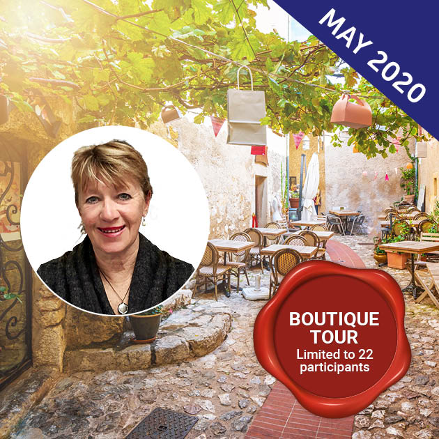 Mediterranean Garden Cruise with Heather Burden