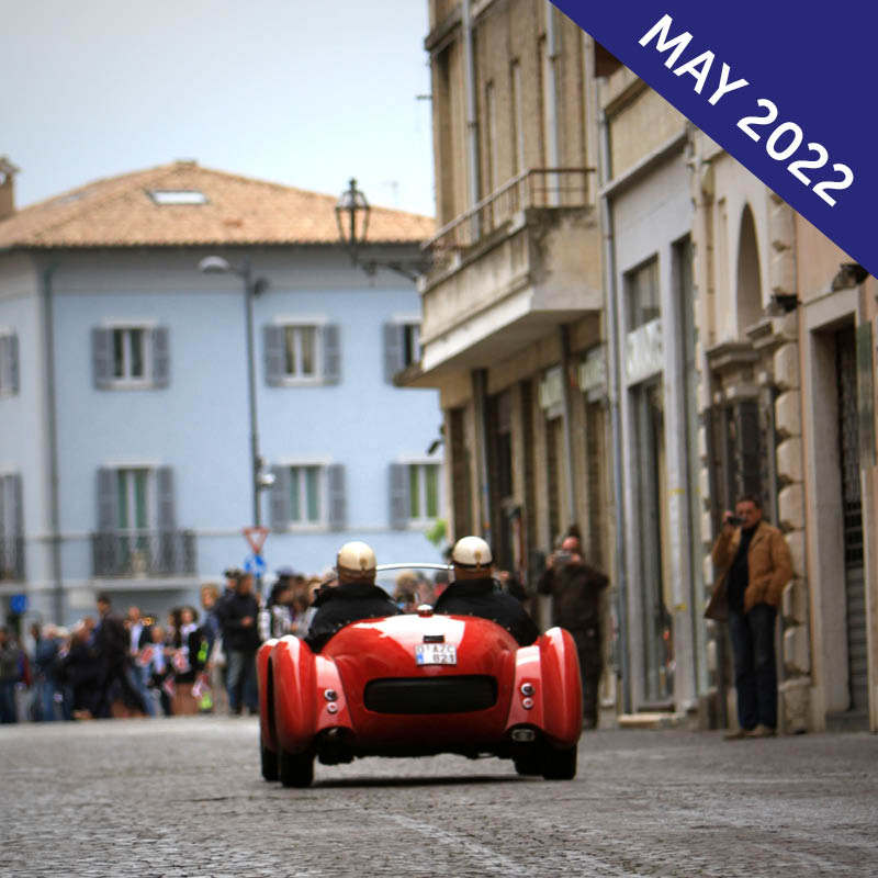 Italy, France & Germany Classic Car Tour
