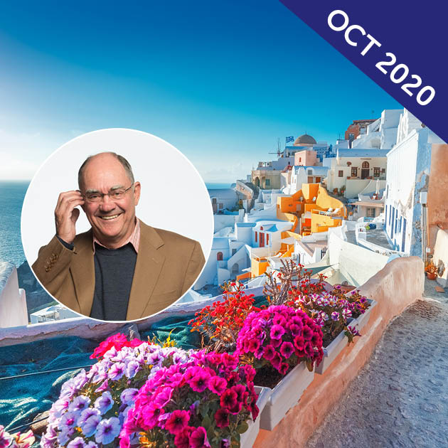 Exploration of Italy,the Adriatic Sea and the Greek Islands with John Burns