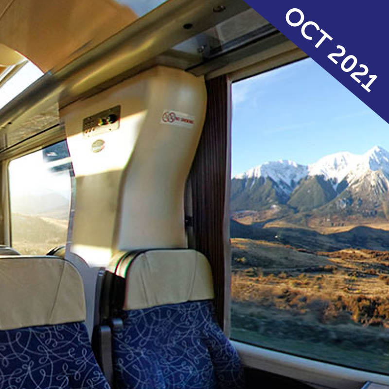 Rail Journeys of Australia & NZ