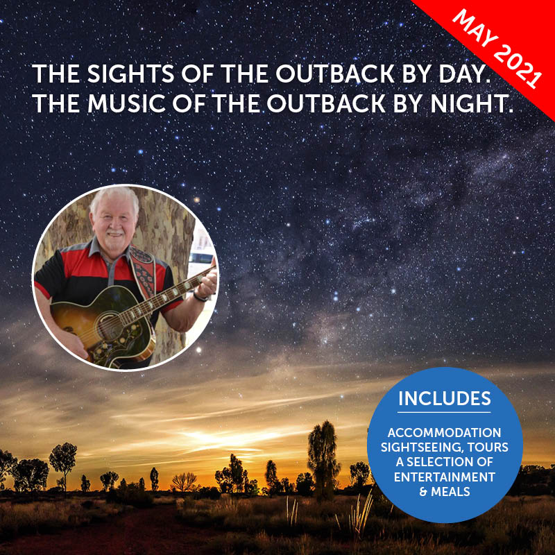 Australian Outback Music Tour with Terry Gordon