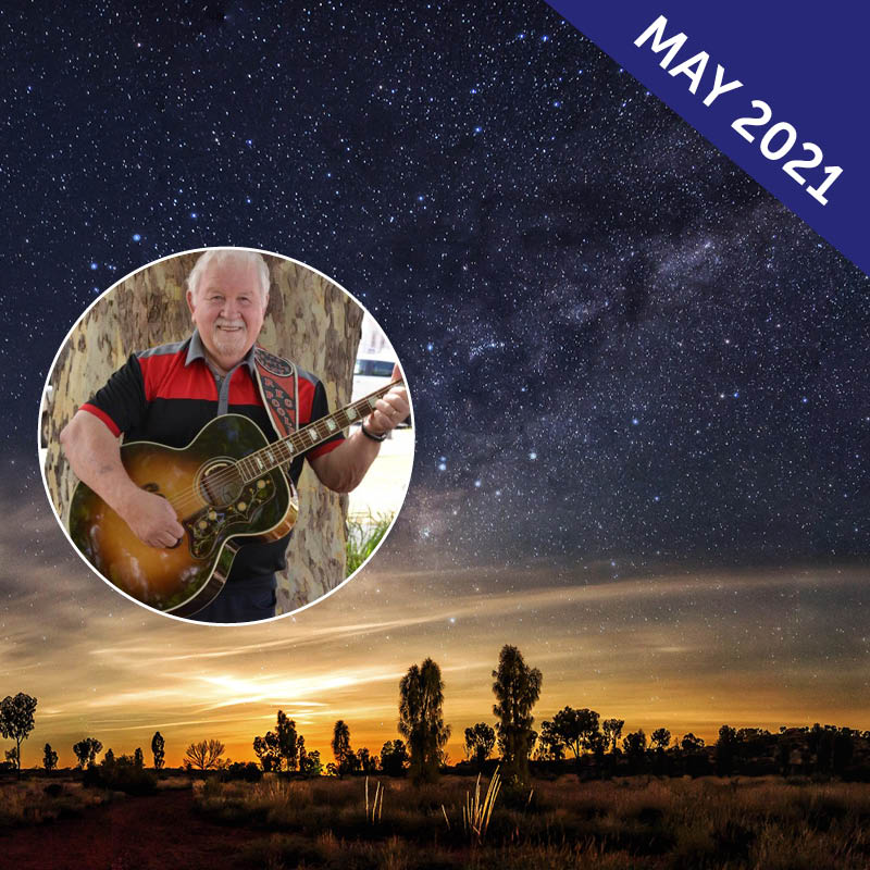 Australian Outback Music Tour with Reg Poole
