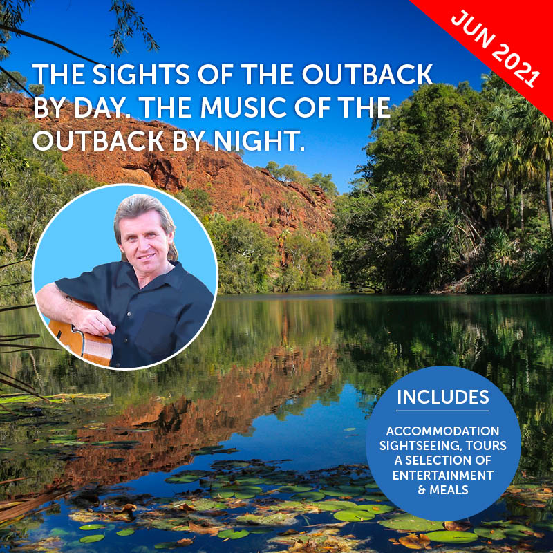 Outback Queensland Music Tour with Craig Giles