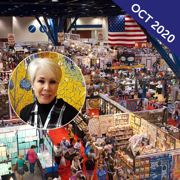 USA Quilting Tour with Michelle Marvig