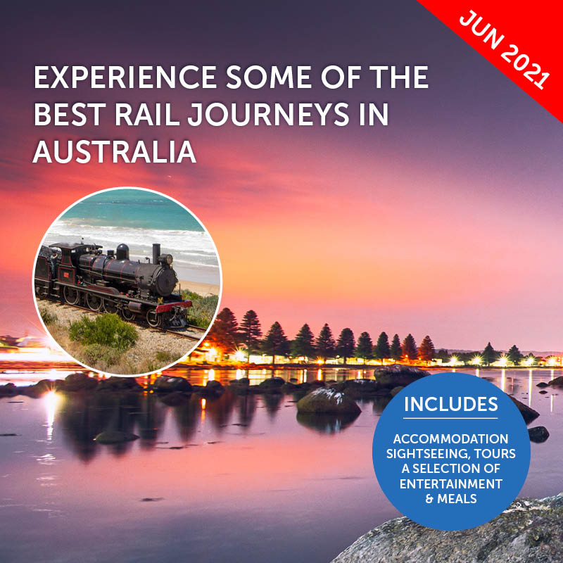 Rail Tour of South Australia