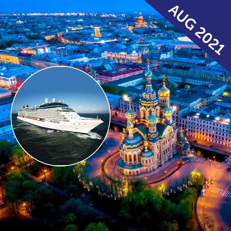 Baltic & St Petersburg Cruise
