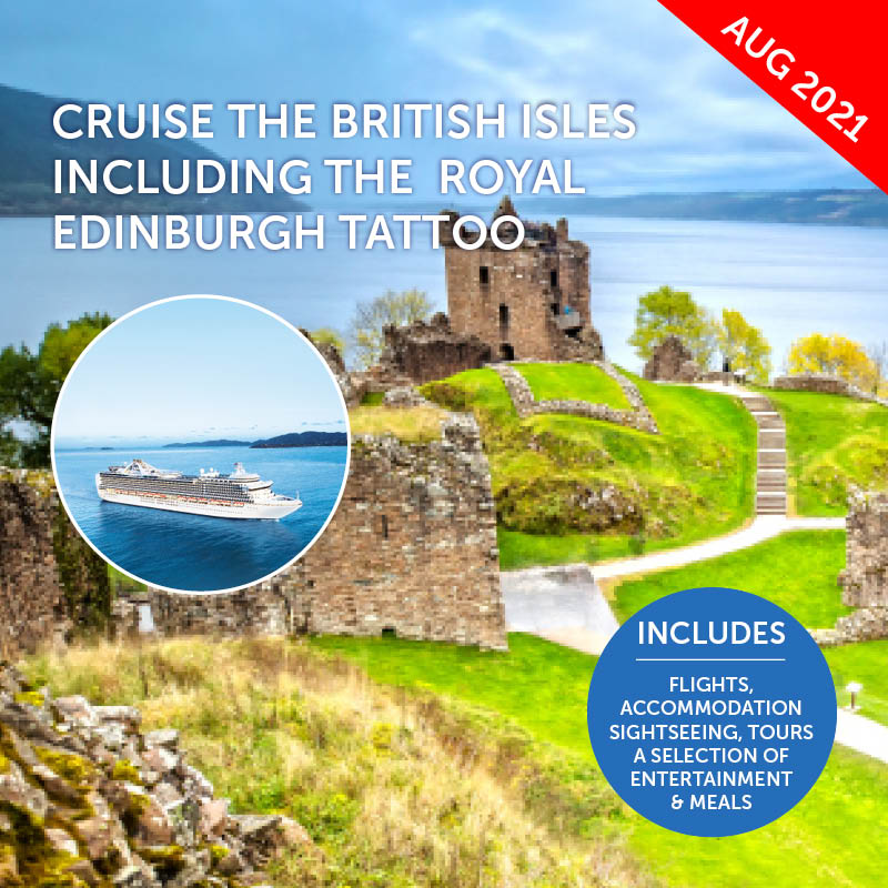 Celtic Cruise of the British Isles