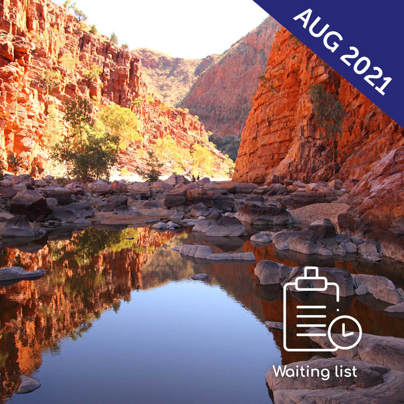 Senior Outback Australia Tour