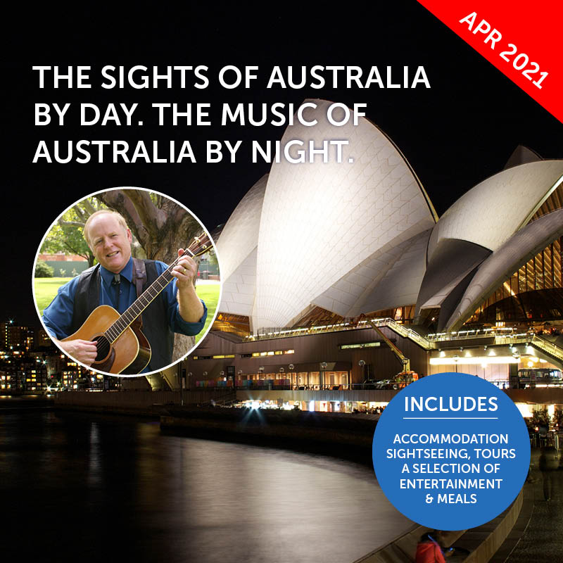 Spirit of Australia Music Tour with John Howie