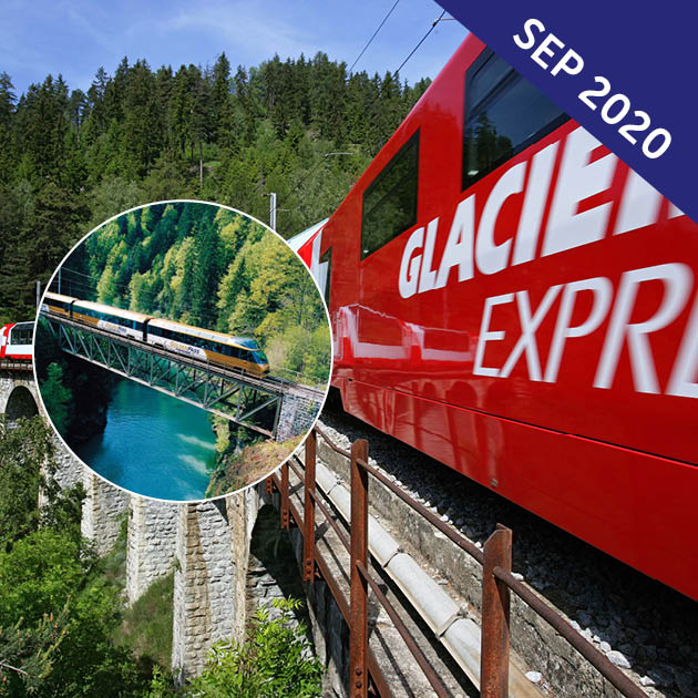 Great Railway Journeys of Switzerland
