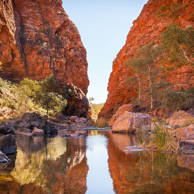 Outback Australia Painting Workshop with David Taylor